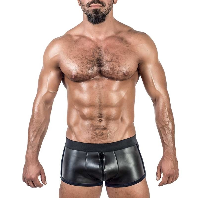 MISTER B NEOPRENE PANTS 341100 with full zipper