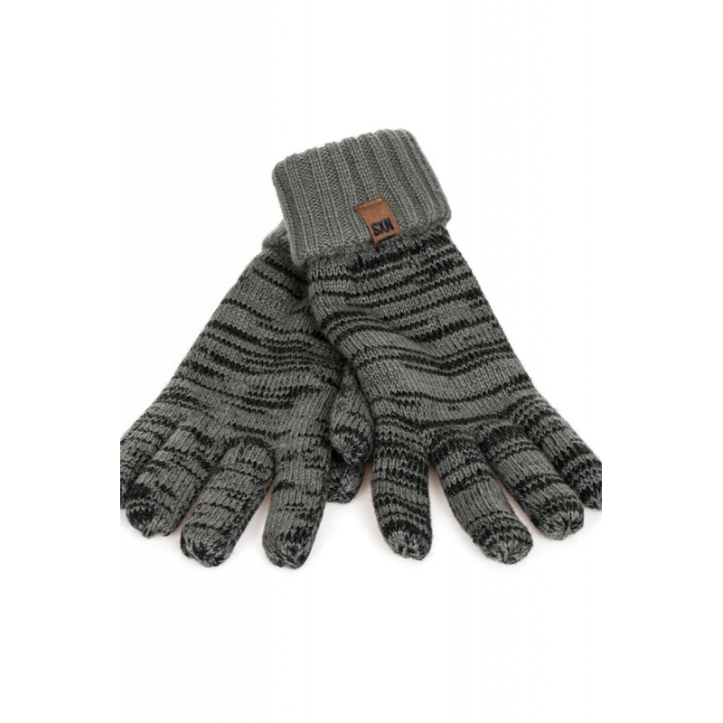 NO-Excess FINGER glove gray