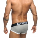 ADDICTED SLIP basic AD301P relaxed day in grey