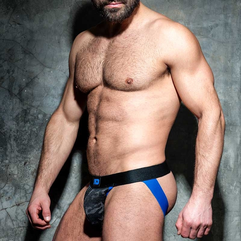 AD-FETISH JOCKstrap camouflage mesh ADF73 bootcamp code blue