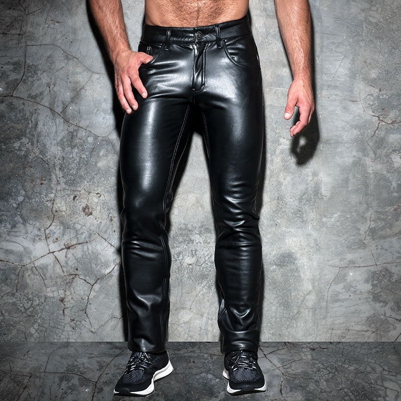 AD-FETISH wet PANT black Night ADF101 der Darkroom Player