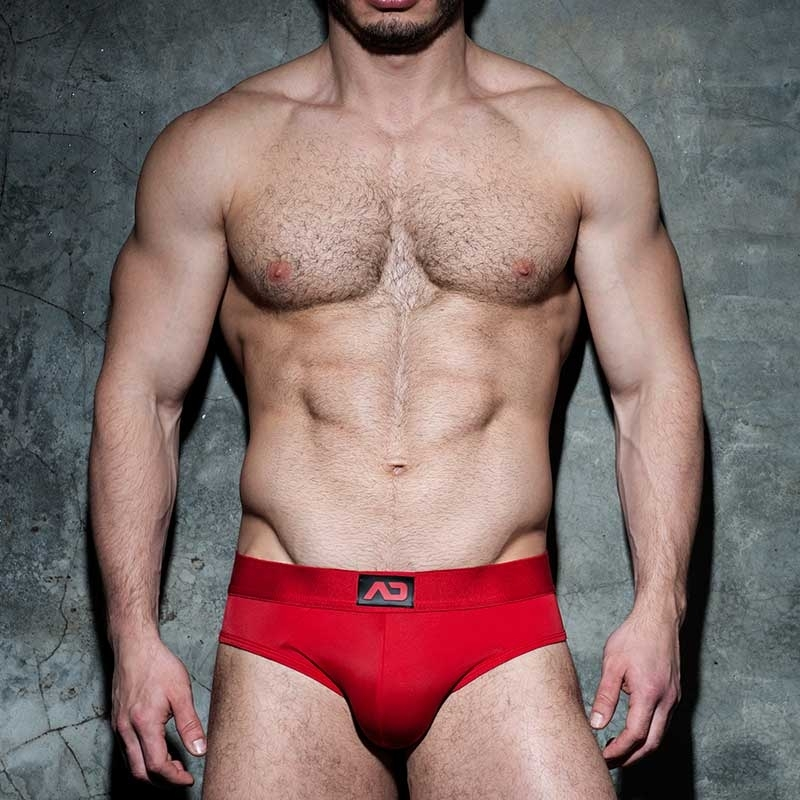 AD-FETISH BRIEF basic ADF95 unicolor red