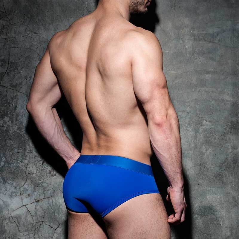 AD-FETISH BRIEF basic ADF95 unicolor blue