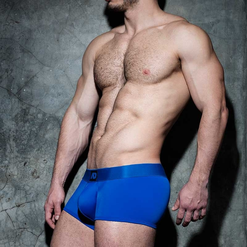 AD-FETISH BOXER basic ADF96 unicolor blue