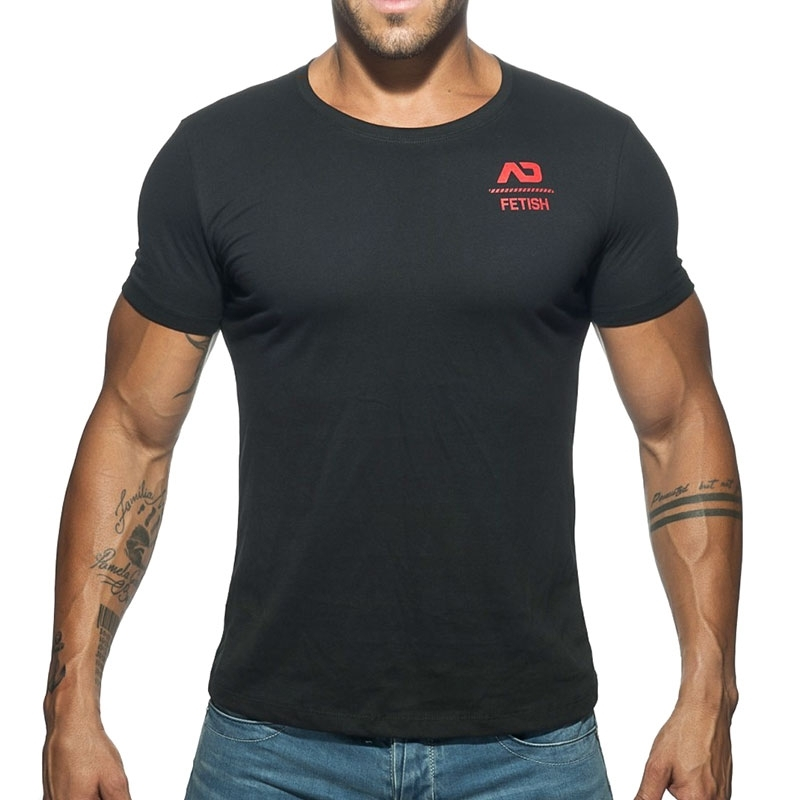 AD-FETISH T-SHIRT basic ADF103 fashion