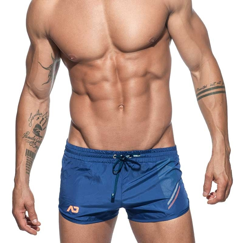 ADDICTED SHORTS AD632 fast dry in dark blue