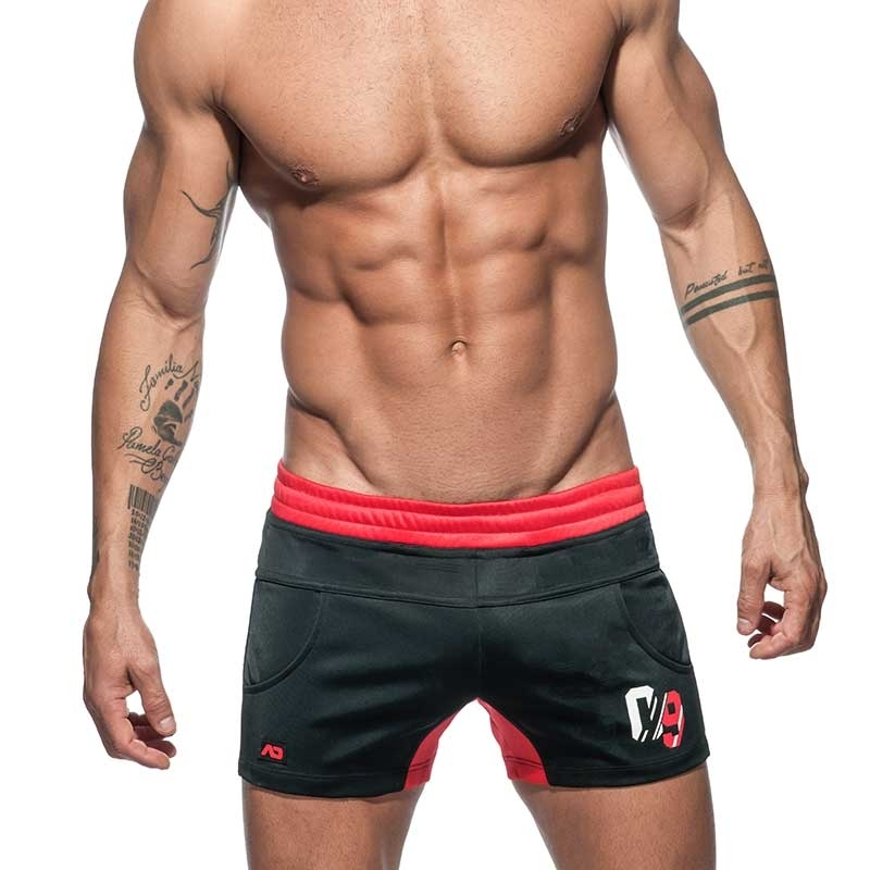 ADDICTED SHORTS sport 09 AD724 V-Series in black