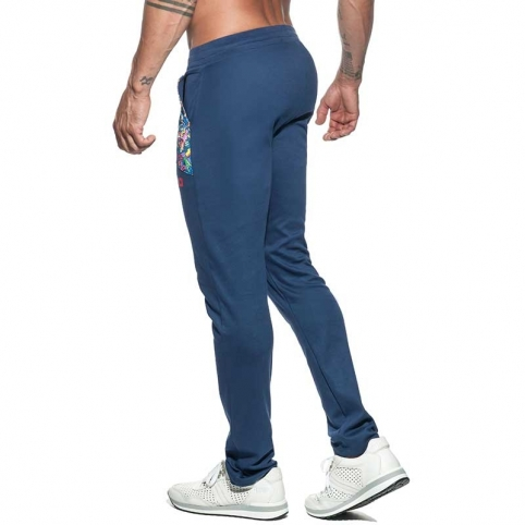 ADDICTED SPORT PANT stickers AD666 Lips in dark blue
