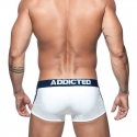ADDICTED PANTS strap AD713 Push-Up XXL in weiss