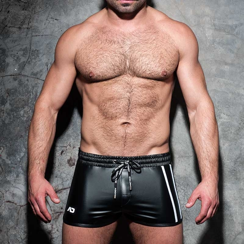 AD-FETISH wet SHORTS Club ADF115 code in weiss