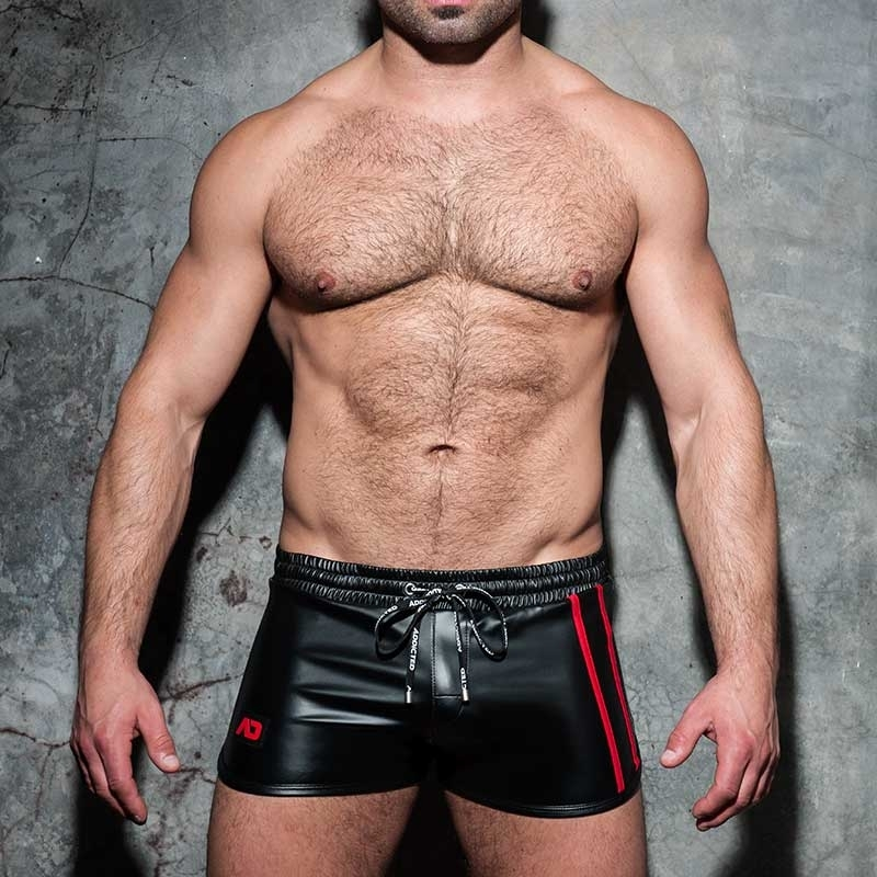 AD-FETISH wet SHORTS Club ADF115 code in red