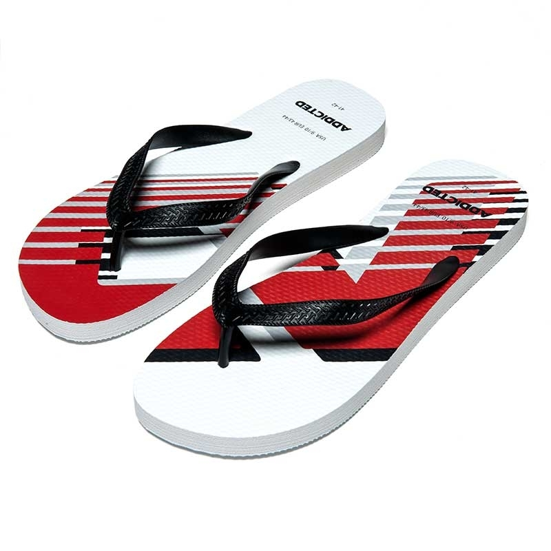 ADDICTED SANDALS brand AD796 toes separator in white