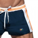 ADDICTED BADESHORTS Schwimmer basic ADS214 in dunkelblau