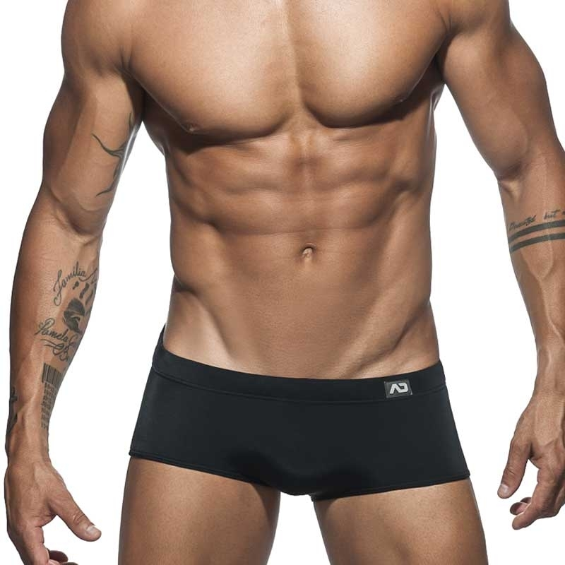 ADDICTED SWIM BOXER basic ADS165 push-up in black