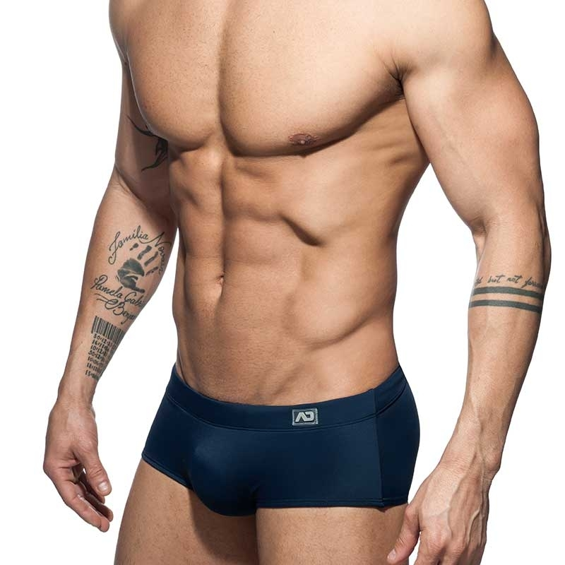 ADDICTED SWIM BOXER basic ADS165 push-up in dark blue