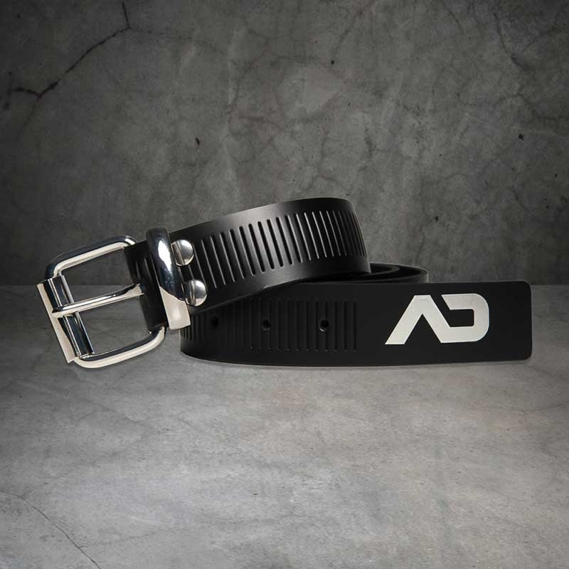 AD-FETISH wet BELT code ADF120 lock buckle in silver