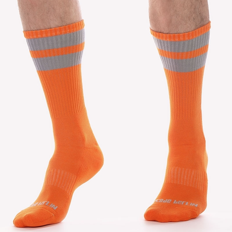 BARCODE Berlin STOCKING gym comfort 91366 Street Wear orange
