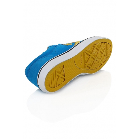 CONVERSE - ALL STAR CHUCK BADGE II blau