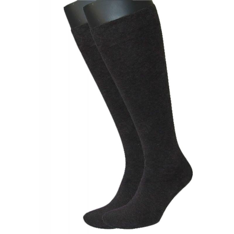 SYMPATICO KNEE Stocking 2-pair anthracite