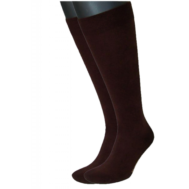 SYMPATICO KNEE Stocking 2-pair brown