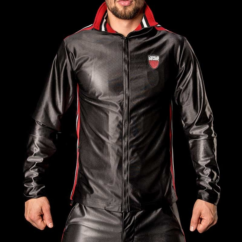 BARCODE Berlin JACKET WET Sport Yohann black