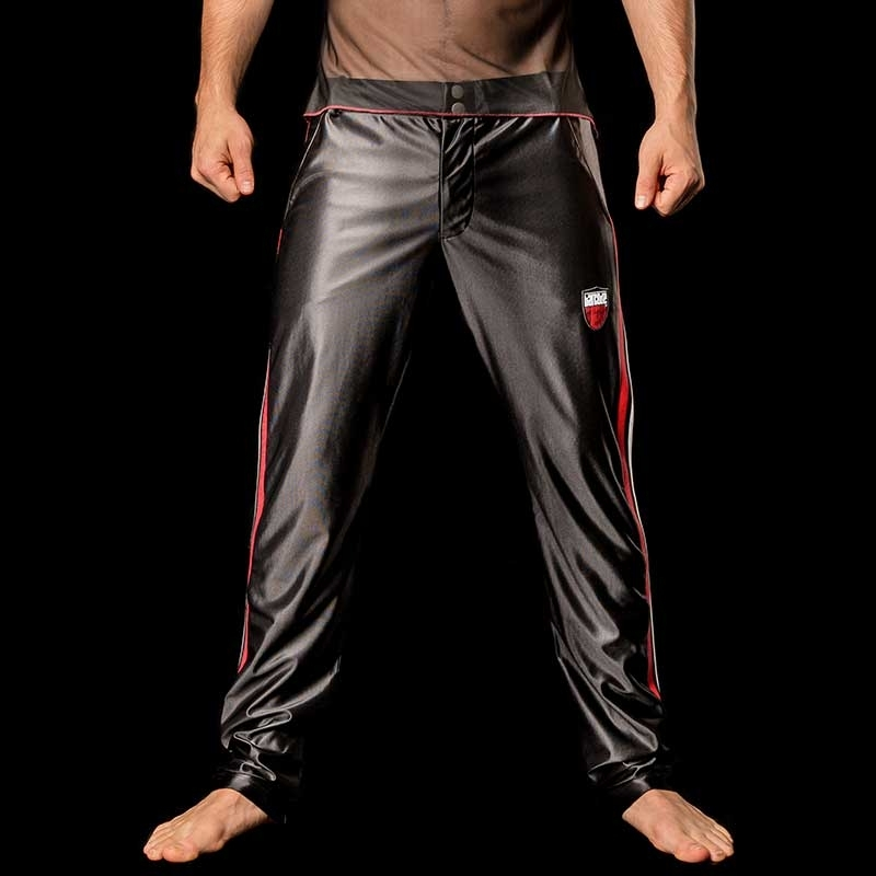 BARCODE Berlin PANTS WET Sport Yvan black