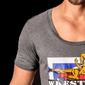 KETTE Berlin T-SHIRT cover -Wrestler-