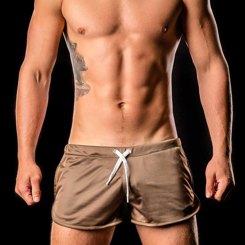 KETTE Berlin SHORT GYM fit-for-fun khaki