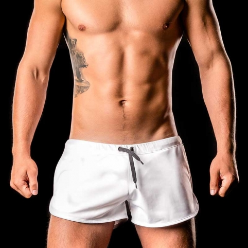 KETTE Berlin SHORTS GYM fit-for-fun weiss