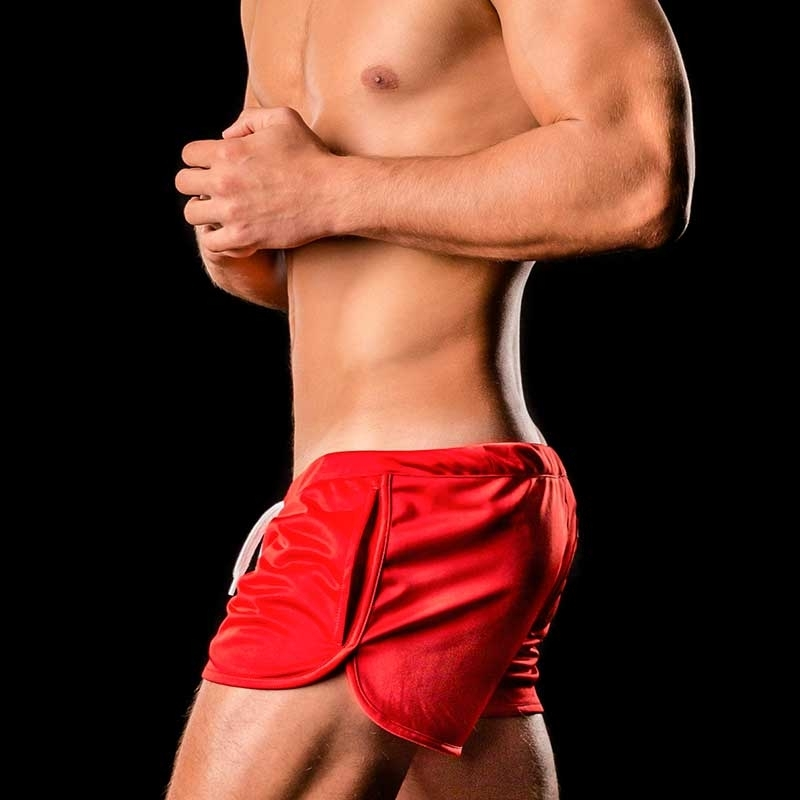 KETTE Berlin SHORT GYM fit-for-fun red