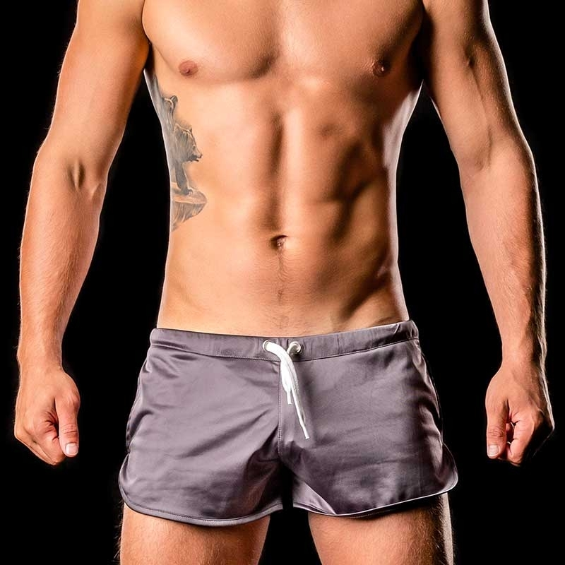 KETTE Berlin SHORT GYM fit-for-fun gray