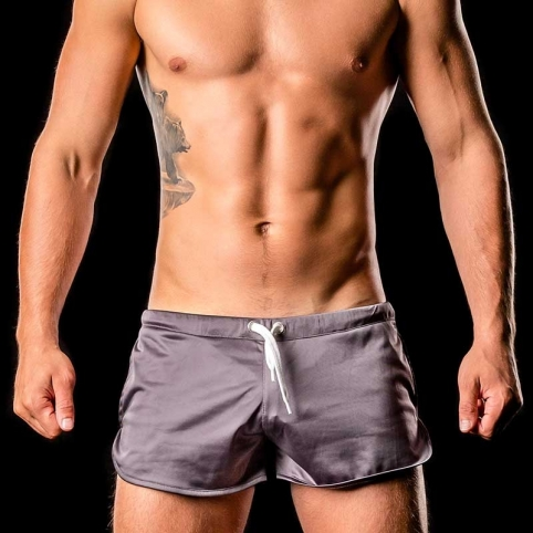 KETTE Berlin SHORTS GYM fit-for-fun grau