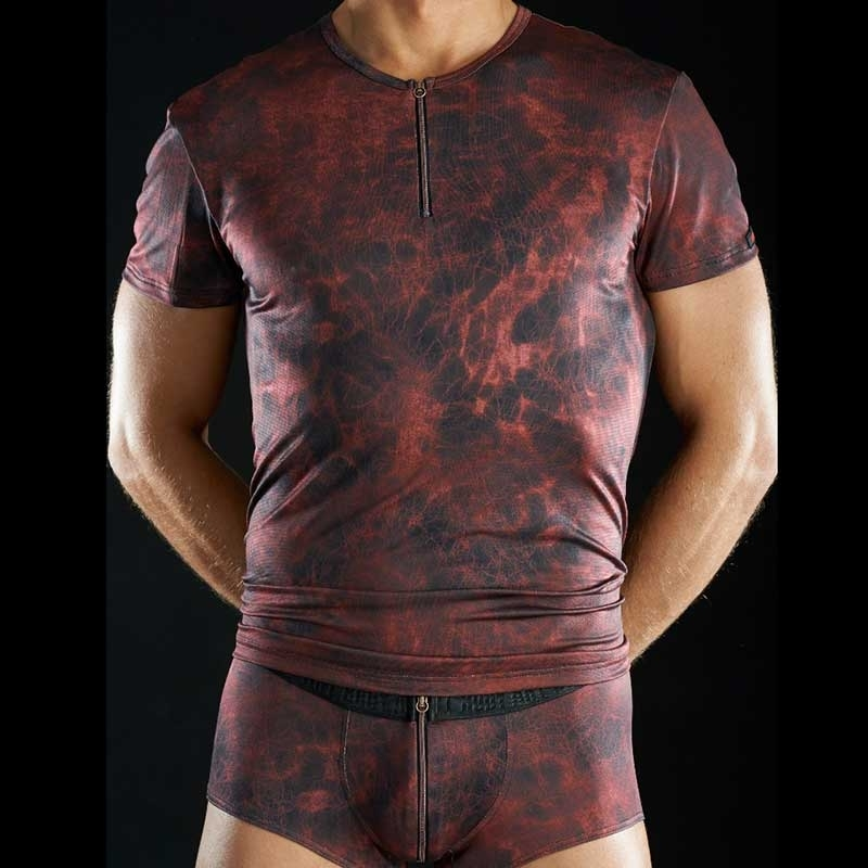 BODY Art T-SHIRT Vulkan - Delphi stretch