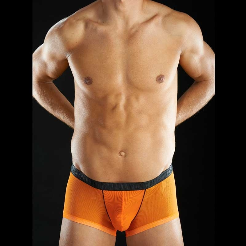 BODY Art PANTS MESH Epirus orange