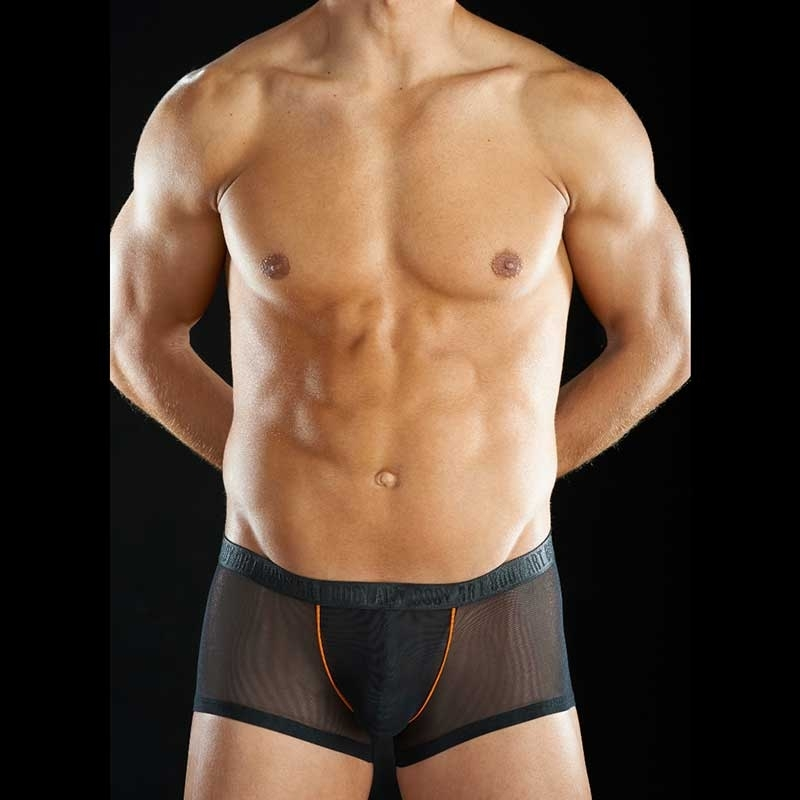 BODY Art PANTS MESH Epirus schwarz