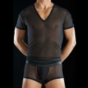 BODY Art PANTS MESH Epirus black