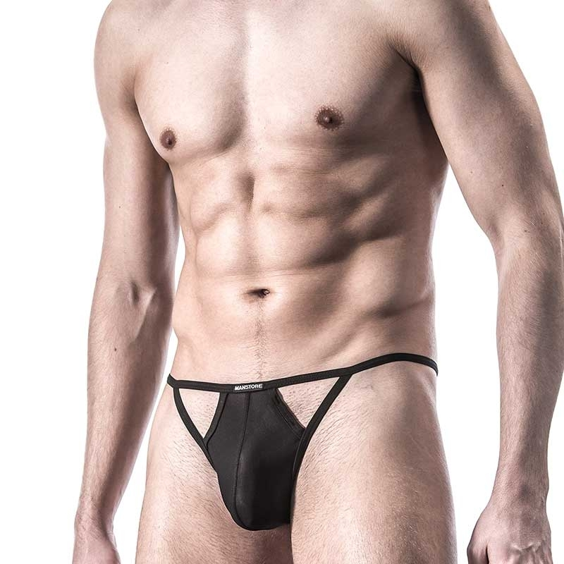 MANSTORE STRING delta M101 rubber-ring black
