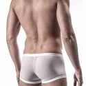 MANSTORE PANTS pouch M101 Push-up white-mesh