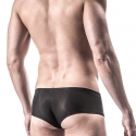 MANSTORE PANTS hot M101 cheeky black-mesh