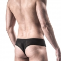 MANSTORE SLIP hot M101 cheeky black-mesh