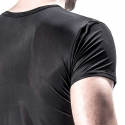 MANSTORE T-SHIRT hot M101 basic black-mesh