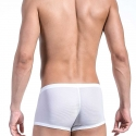 OLAF Benz PANTS micro RED1201 Ripp white