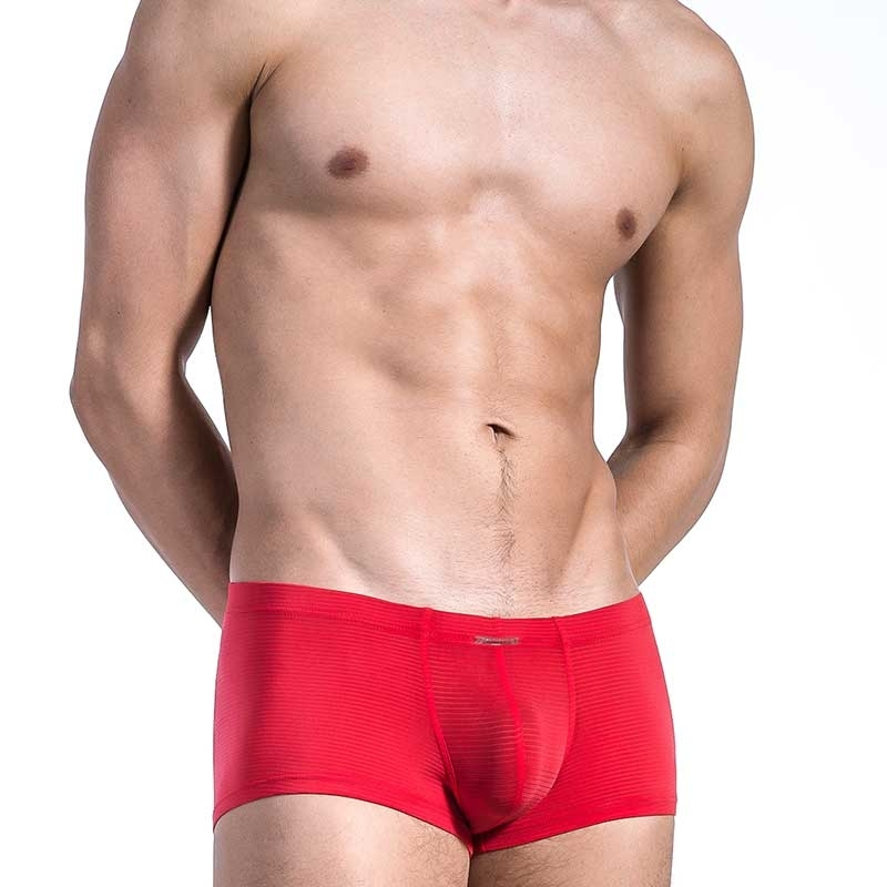 OLAF Benz PANTS micro RED1201 Ripp red