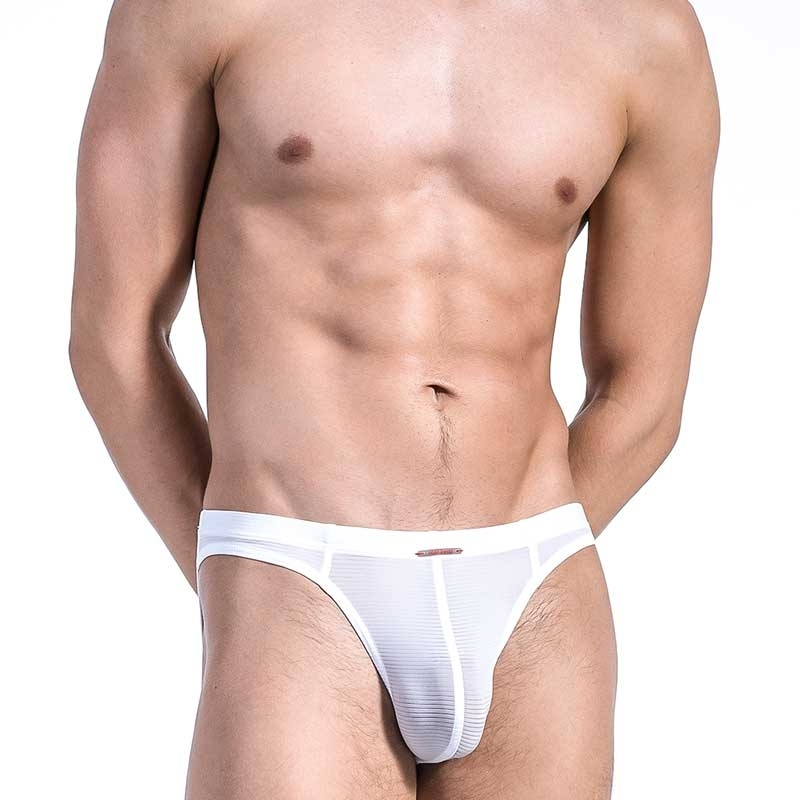 OLAF Benz SLIP micro RED1201Ripp white