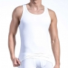 OLAF Benz TANK sport RED1203 home muskel white