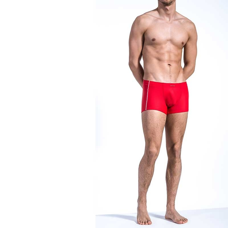 OLAF Benz PANTS swim BLU1200 beach red