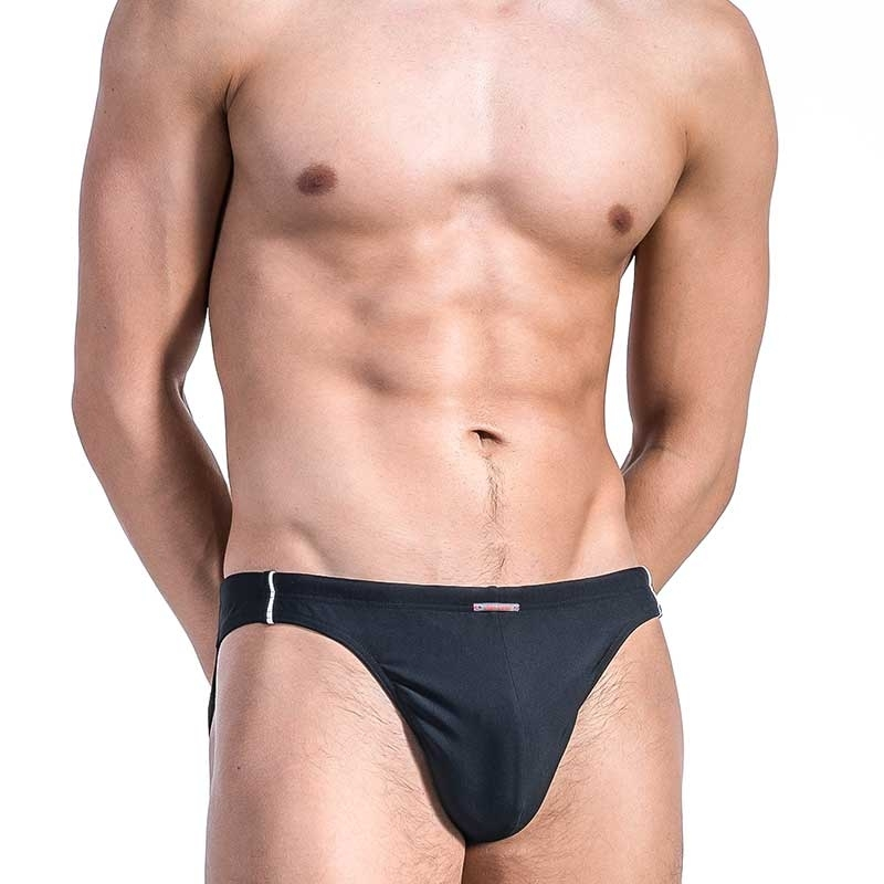 OLAF Benz SLIP swim BLU1200 Sun-beach black