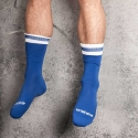 BARCODE Berlin short SOCKS city blue