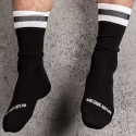 BARCODE Berlin short SOCKS city black