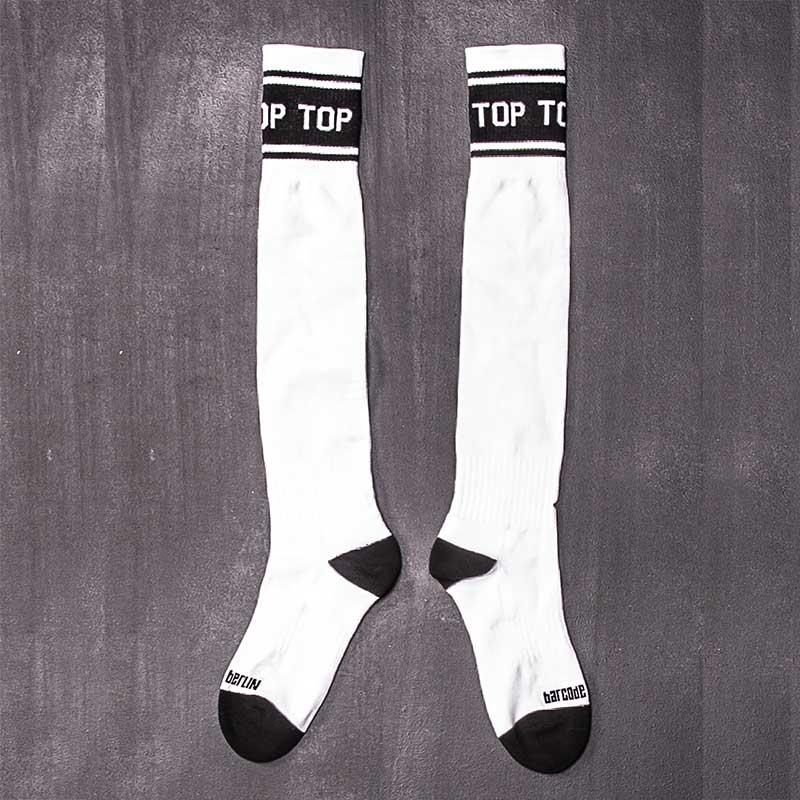 BARCODE Berlin KNEE SOCKS identity-socks -TOP-